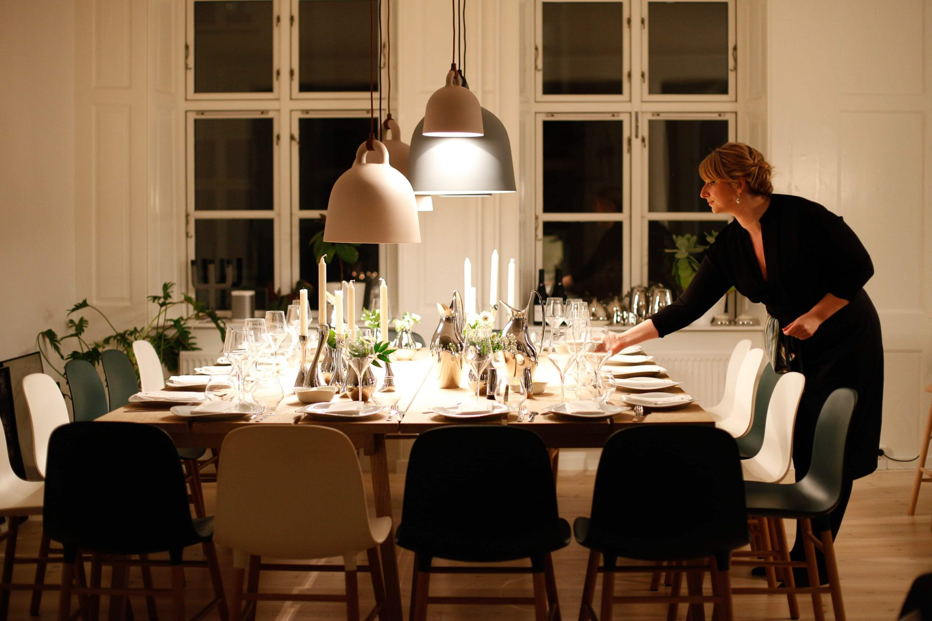 Preparare la tavola