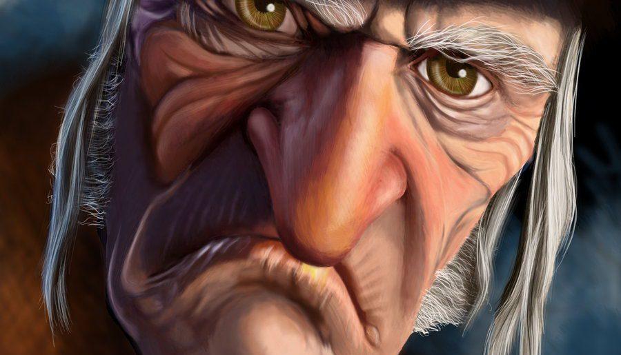 Ebeneezer Scrooge