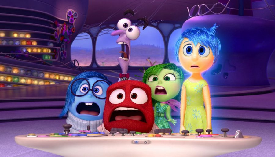 Le emozioni di inside out