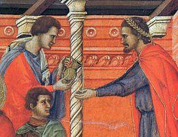 Ponzio Pilato si lava le mani