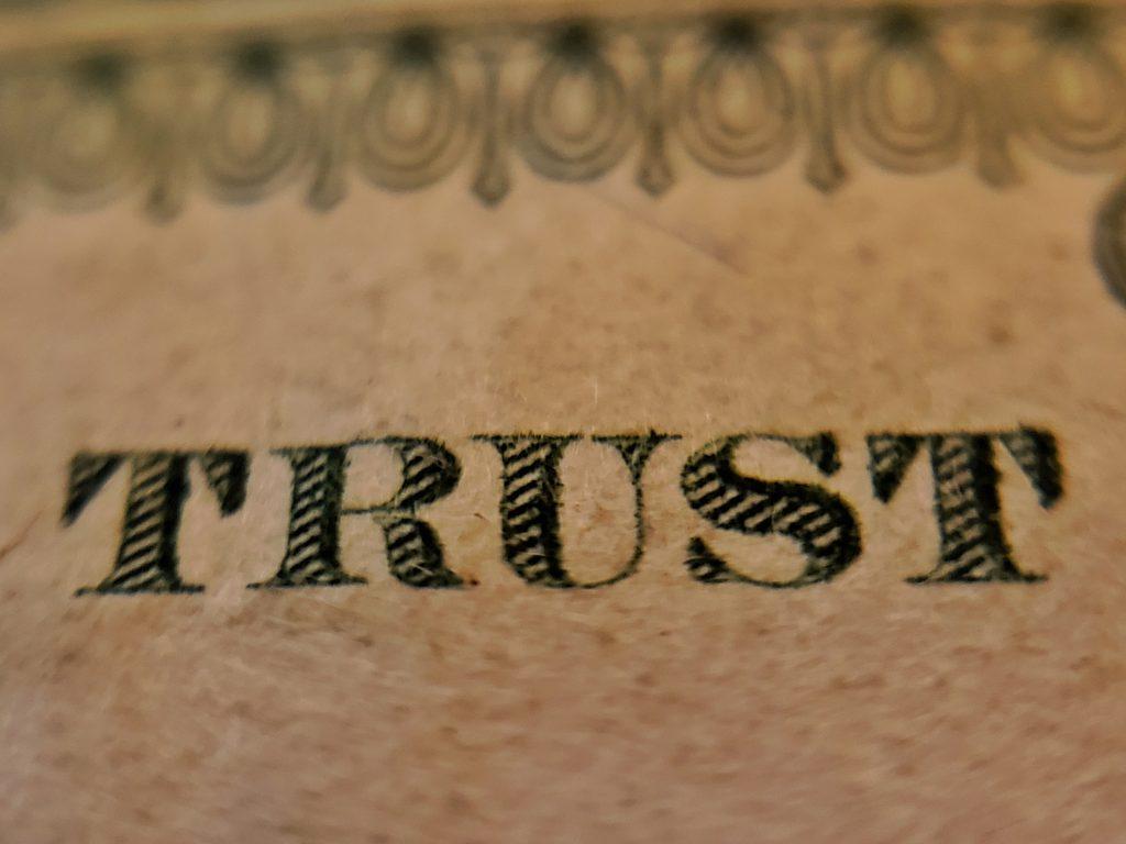 Trust_Photo by Joshua Hoehne on Unsplash